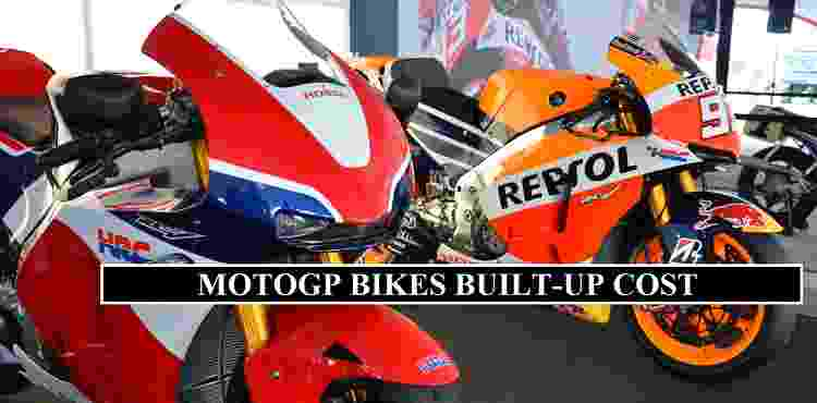Motogp Bike Cost In 2020 Engine Parts Built Up Price Revealed