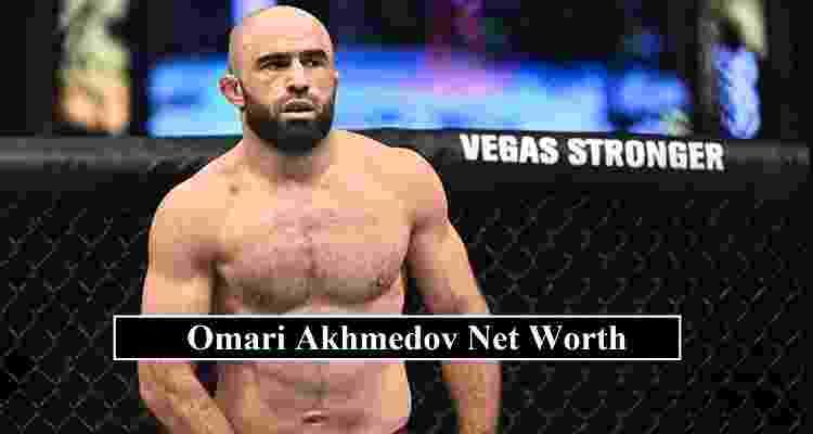 Omari Akhmedov net worth