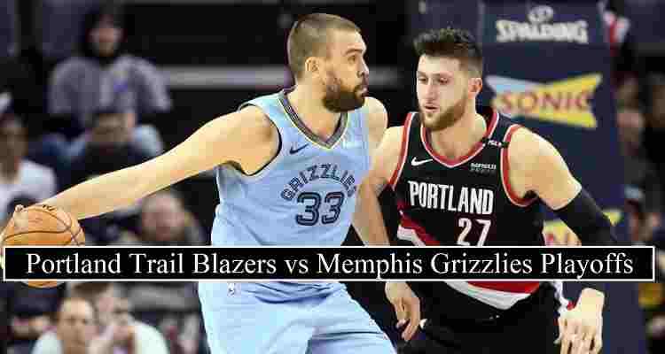 Trail Blazers Grizzlies stream