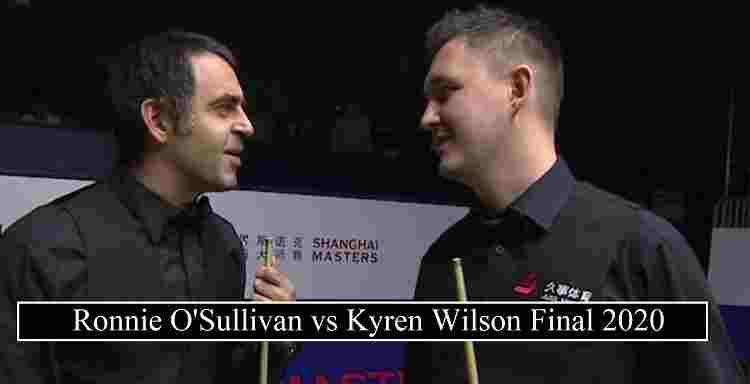 O'Sullivan Wilson Stream