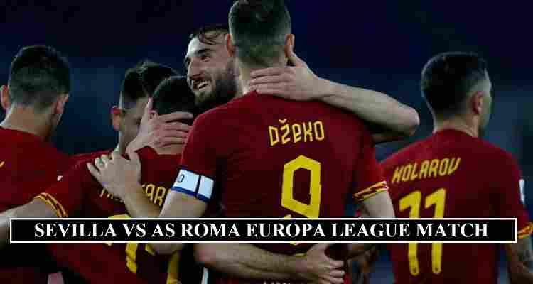 Sevilla Roma Stream