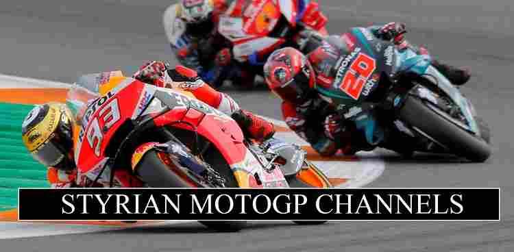 Styrian MotoGP Stream