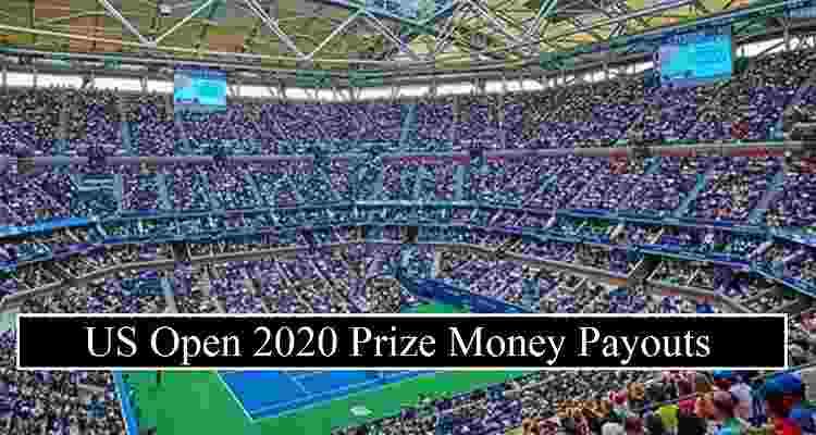 US Open 2020 Prize Money
