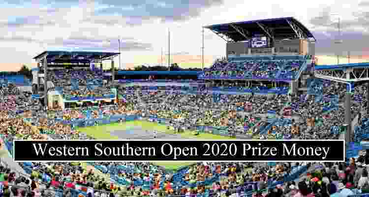 Western Southern Open Prize