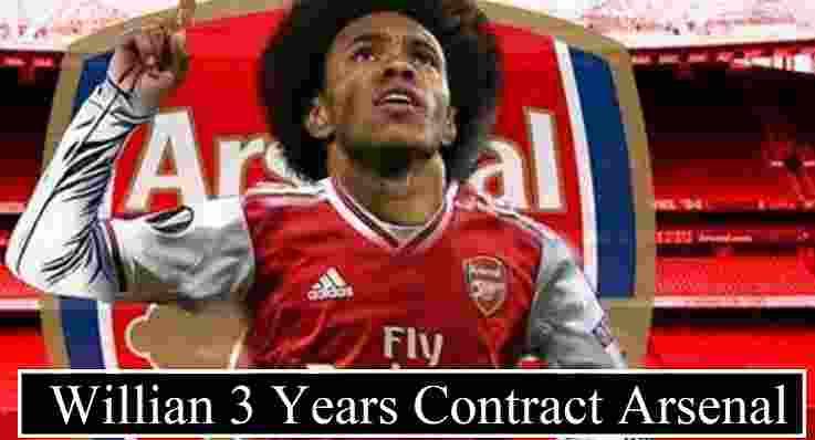 Willian Contract Deal