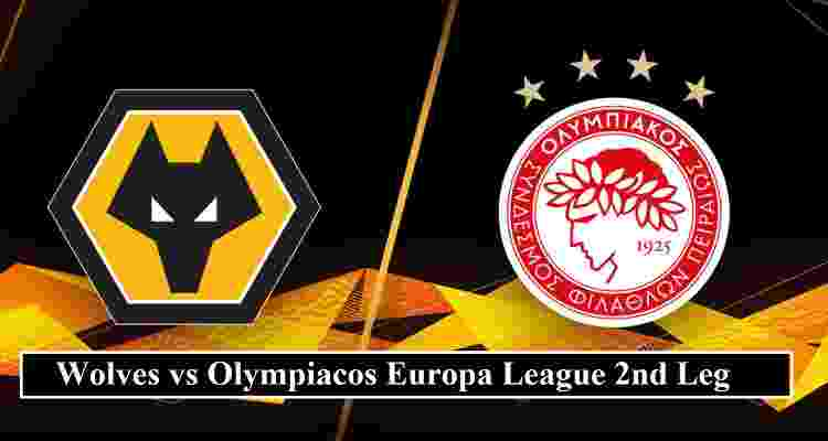Wolves Olympiacos Stream