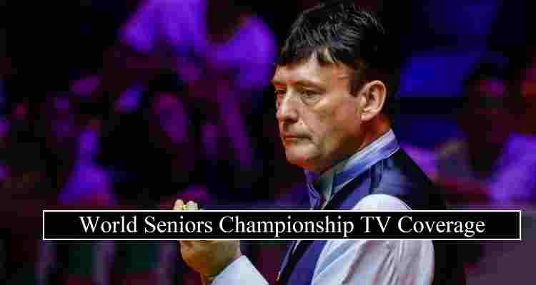 World Seniors Championship Stream