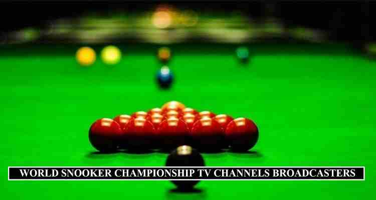 World Snooker Championship Stream