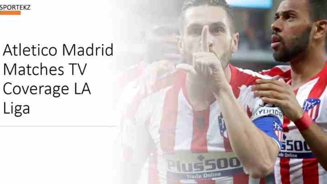 Atletico Madrid Vs Fc Barcelona Live Stream La Liga Free Tv Channels
