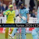 Australia England Stream