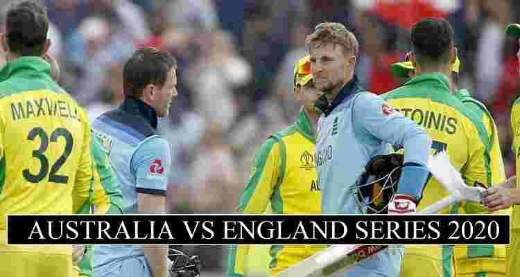 Australia England Schedule 2020