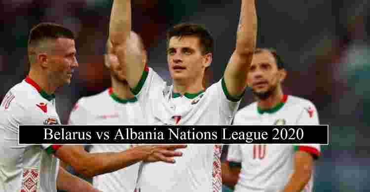 Belarus Albania Stream