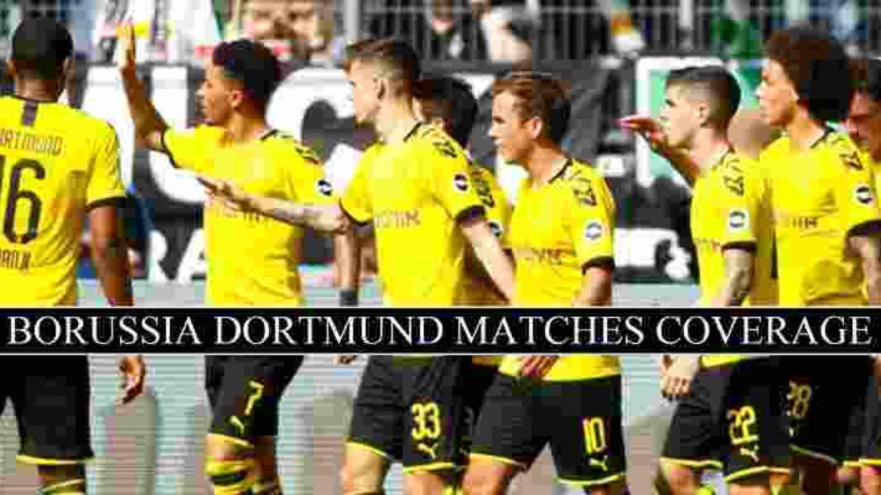 Borussia Dortmund vs MSV Duisburg Live Stream (Free TV Channels)