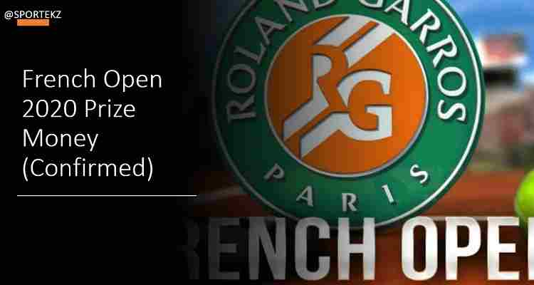 French Open 2020 Prize