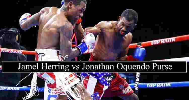 Herring Oquendo Purse Payouts