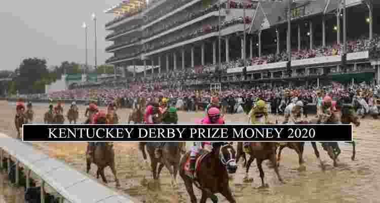 Kentucky Derby 2020 Prize