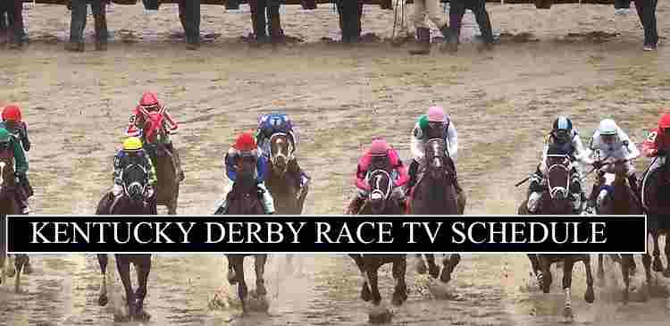 Kentucky Derby Stream