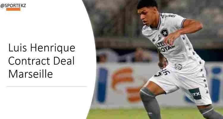 Luis Henrique Contract Deal