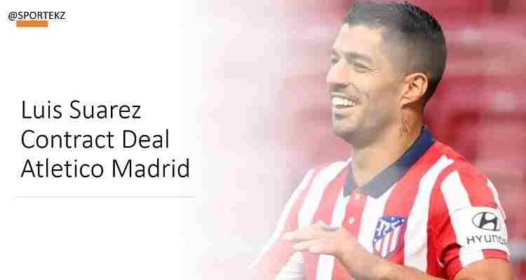 Luis Suarez Contract Deal