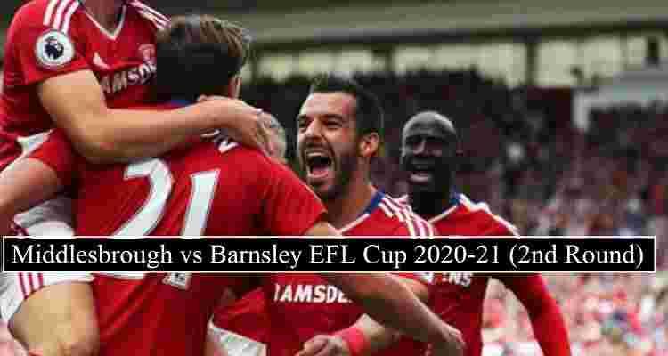 Middlesbrough Barnsley Stream