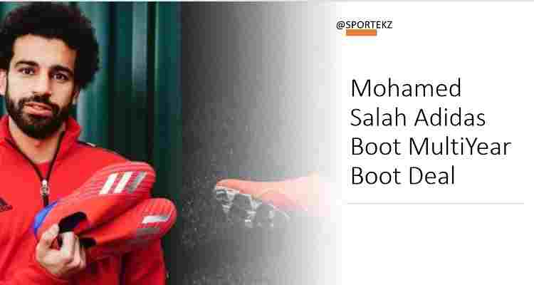 Mohamed Salah Deal Adidas