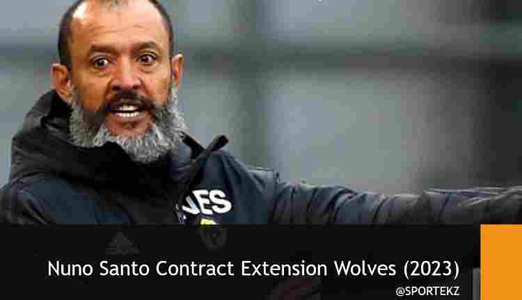 Nuno Espirito Santo Contract