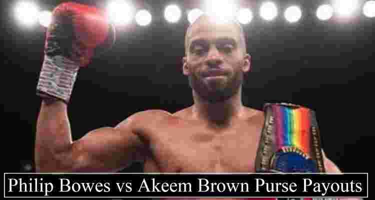 Bowes Ennis Brown Purse