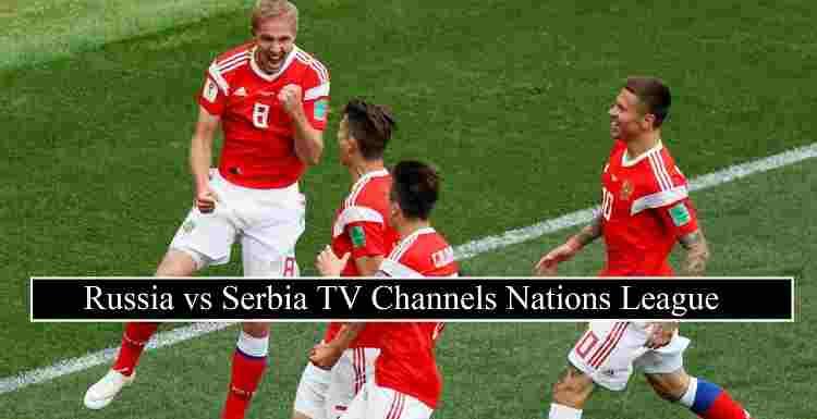 Russia Serbia stream
