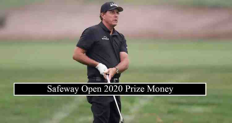 Safeway Open 2020 Prize Money
