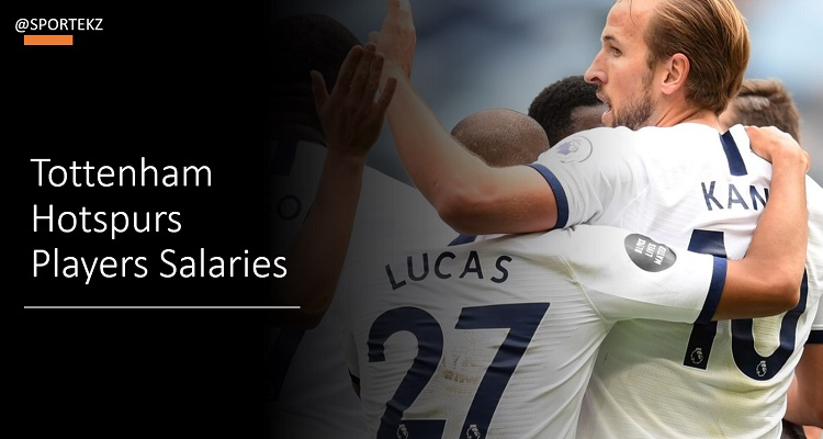 Tottenham Players Salaries