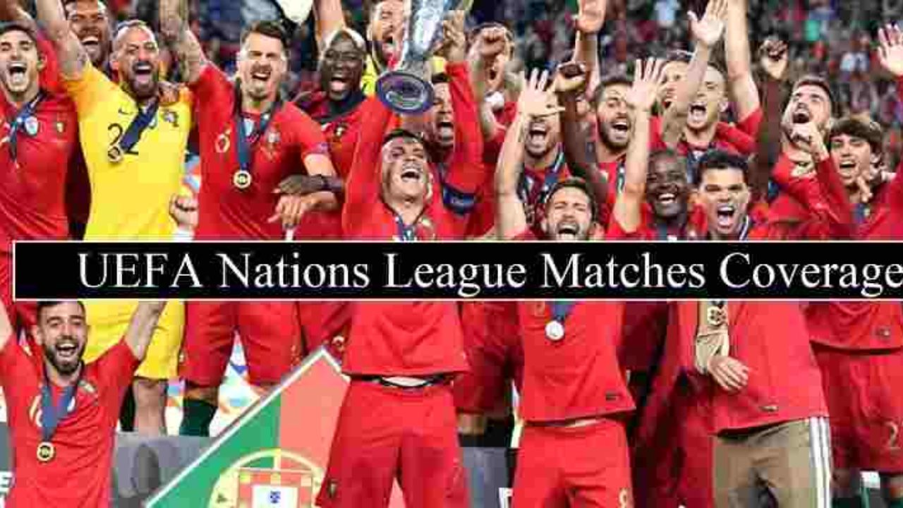 Uefa Nations League Live Stream 2020 21 Free Channels Broadcasters