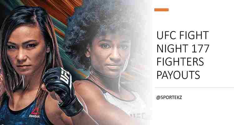 Ufc Fight Night 177 Salaries Purse Payouts Sponsorship Bonus Khabib vs gaethje is set to headline much awated 254 ufc event on saturday, 24th october 2020. ufc fight night 177 salaries purse