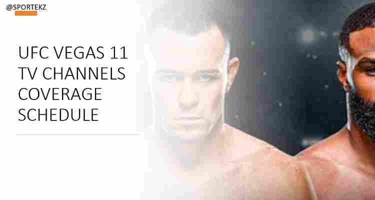UFC Vegas 11 Stream