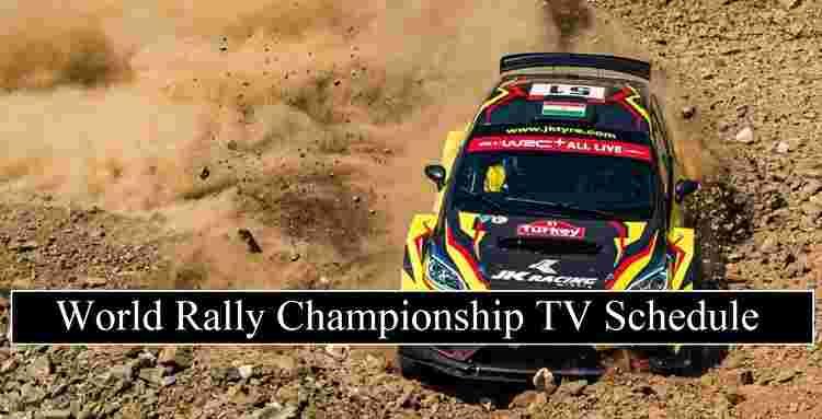 WRC Stream