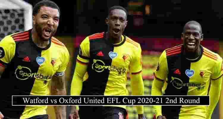 Watford Oxford United Stream