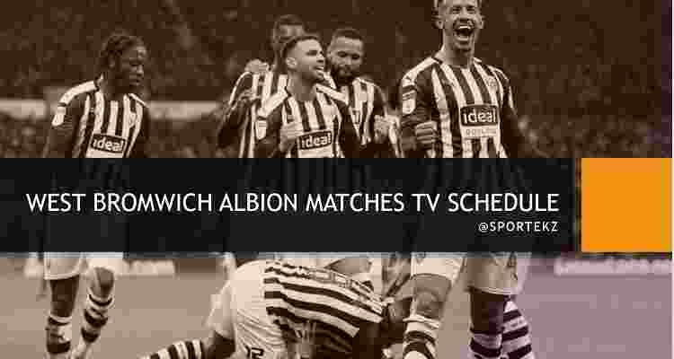 West Bromwich Albion Stream