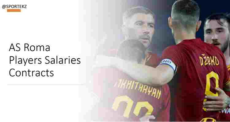 AS Roma players salaries