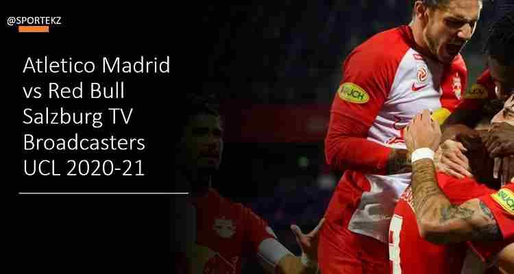 Atletico Madrid Salzburg Stream