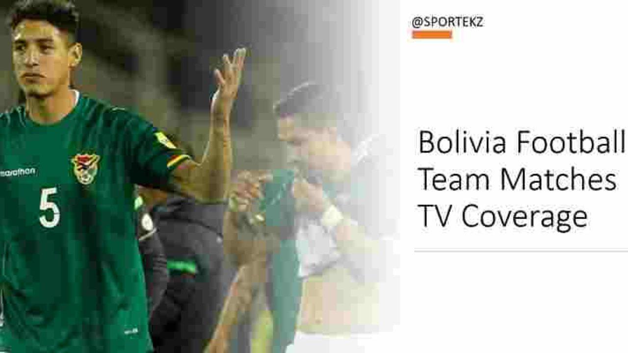 Bolivia Vs Ecuador Live Stream Free Tv Channels Ver En Vivo