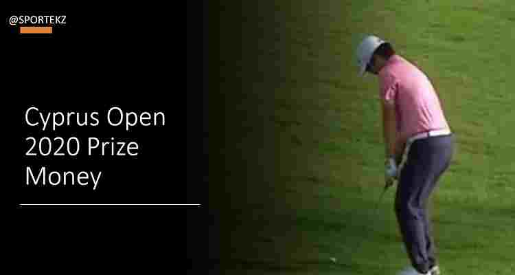 Cyprus Open 2020 Prize Money