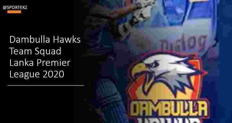 Dambulla Hawks LPL Squad