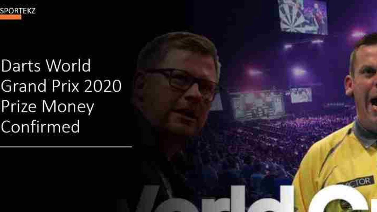 Darts World Grand Prix 2020 Prize Money (Players Purse Payouts)