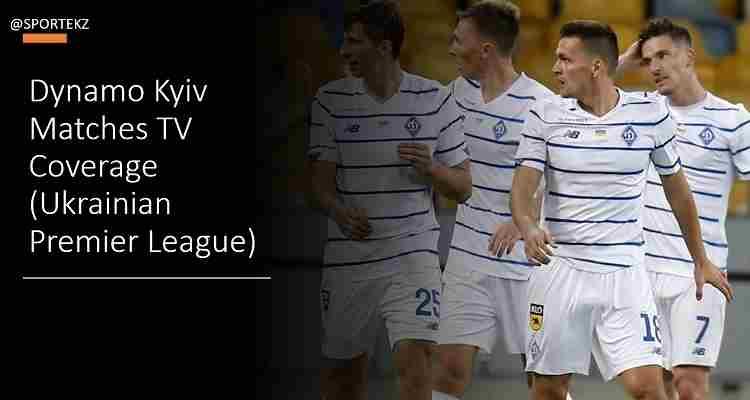 Dynamo Kyiv stream