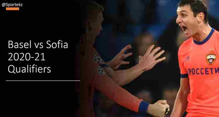 FC Basel CSKA Sofia Stream