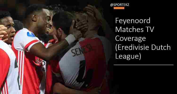 Feyenoord Stream