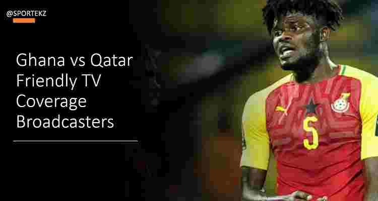 Ghana Qatar Friendly