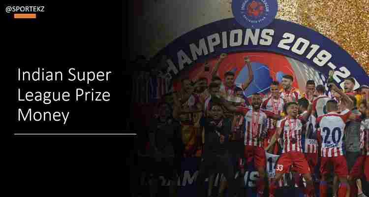 ISL Prize Money 2020-21