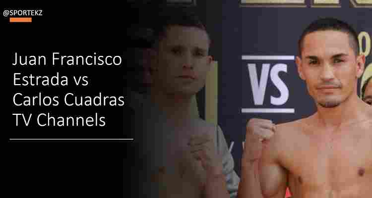 Francisco Estrada Cuadras Stream