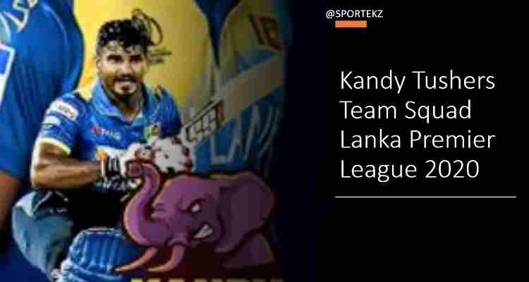 Kandy Tuskers LPL Squad
