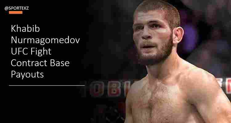 Khabib Nurmagomedov Net Worth Career Earnings Purse Payouts